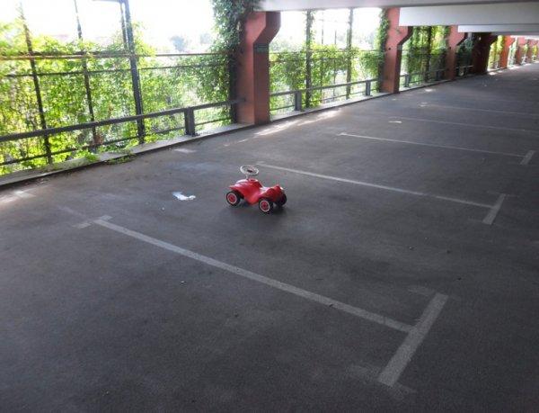 geparktescar
